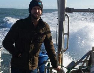 Eoin Mac Craith </br> Marine Geologist