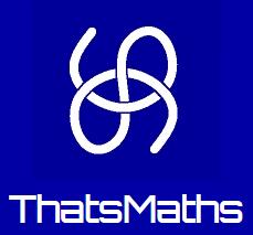 thatsmaths