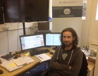 James Grannell:<br/>Earthquake Analyst