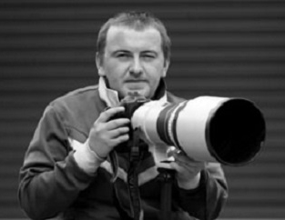 James Crombie:<br/>Sports Photographer