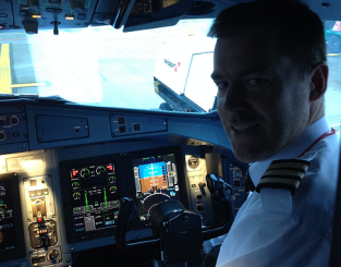Eoin O Malley:<br/>Airline Pilot
